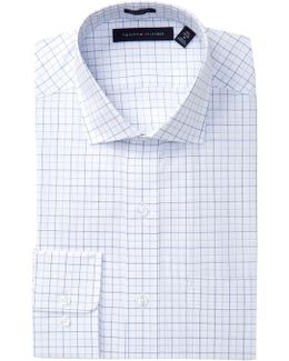 Graph Check Regular Fit Dress Shirt