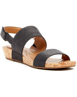 Noal Leather Sandal