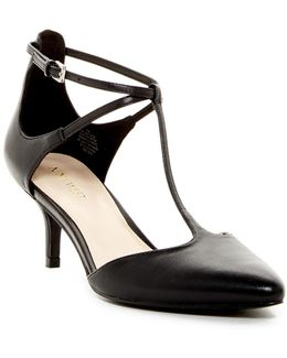 My Lover Leather Pump