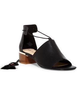 Yeahyeah Block Heel Sandal
