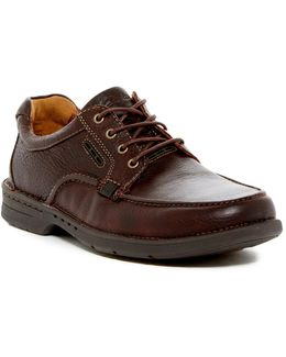 Un.tilary Pace Moc Toe Derby- Wide Width Available