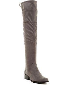 Gannon Corset Over-the-knee Boot