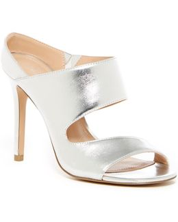 Romi Metallic Smooth Sandal