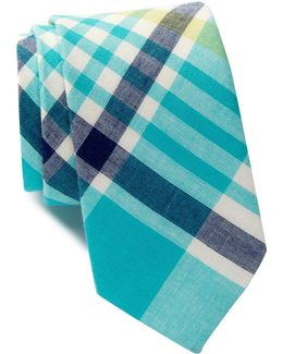 Terrence Plaid Tie