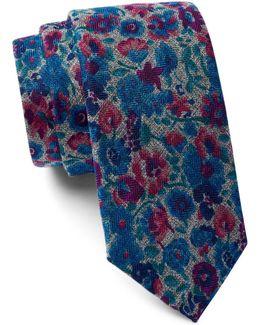 Montini Floral Tie