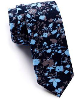 Hinson Floral Tie