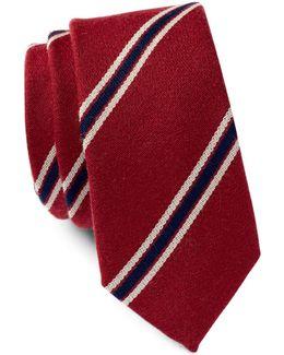 Mocca Stripe Tie