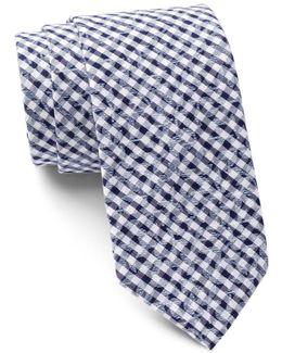 Baker Check Tie