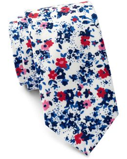 Mahan Floral Tie