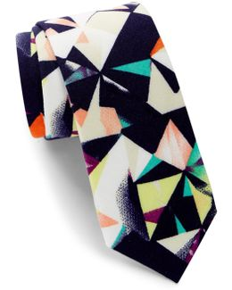 Trice Abstract Tie