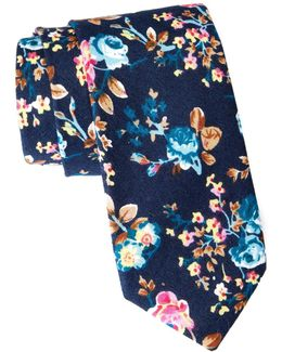 Canfield Floral Tie