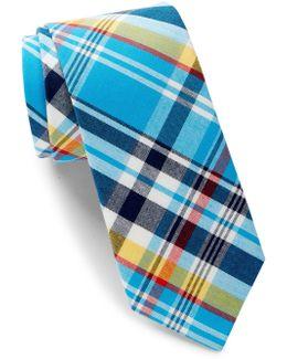 Derita Check Tie