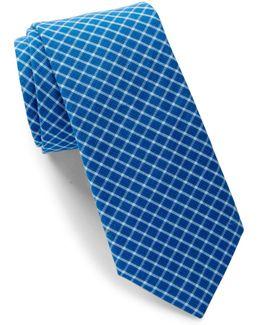 Ballantyne Check Tie