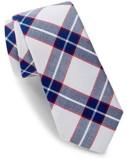 Barlow Check Tie