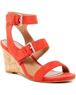 Fiona Wedge Sandal