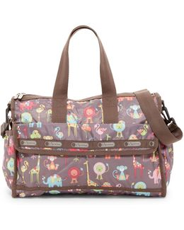 Nylon Baby Travel Bag & Changing Pad