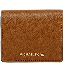 Leather Carryall Card Case