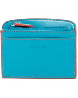 Laci Leather Card Case