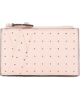 Blair Perforated Card Case