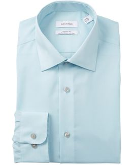 Cannes Solid Regular Fit Dress Shirt