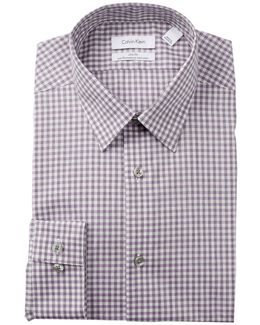 Swiss Point Slim Fit Dress Shirt