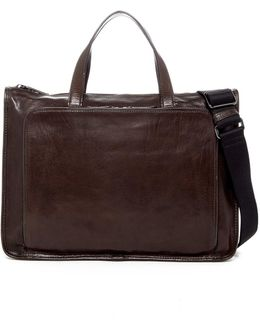 Stanton Leather Work Bag
