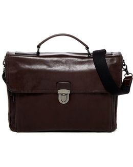 Stanton Top Handle Leather Bag