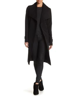 Luxe Wrap Coat
