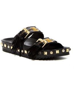 Utah Embellished Sandal