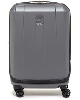 "21"" Expandable Spinner Suiter Trolley Case"