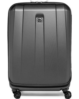 "25"" Expandable Spinner Suiter Trolley Case"