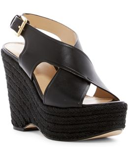 Angeline Wedge Sandal