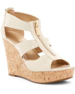 Damita Platform Wedge Sandal