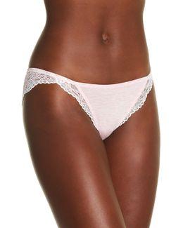 Comfort Chic Lace Bikini
