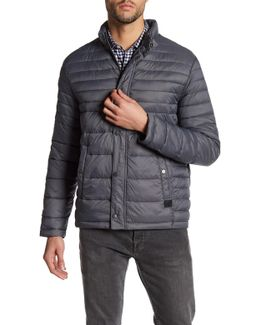 Packable Quilted Puffer Jacket