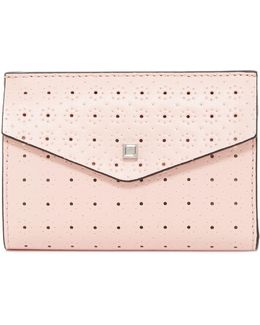 Blair Perforated Rachel French Wallet