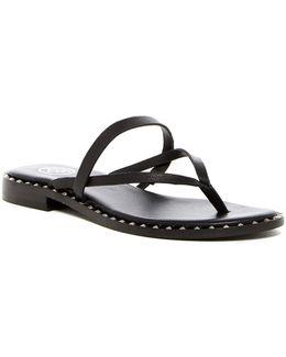 Pulp Studded Thong Sandal