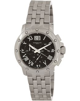 Men's Tango Swiss Quartz Chronograph Bracelet Watch