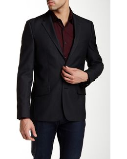 Slim Jacquard Jacket