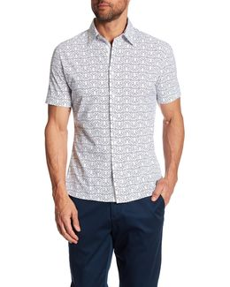 Voltage Short Sleeve Regular Fit Shirt
