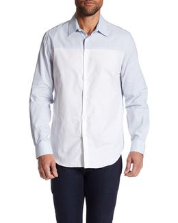 Colorblock Regular Fit Shirt