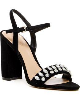 Viria Block Heel Sandal