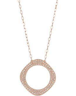 Vio Crystal Pendant Necklace