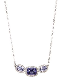 Te Christie Crystal Necklace