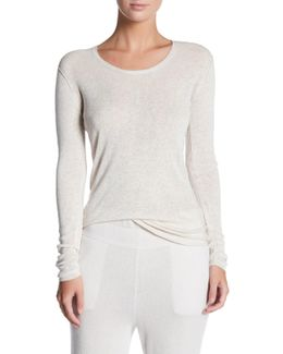 Long Sleeve Knit Pullover