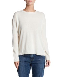 Crew Neck Cashmere Sweater