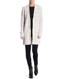 Camilia Luxe Cashmere Long Cardigan