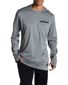 Stampd Oversize Long Sleeve Tee