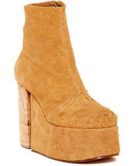Towering Ankle Boot