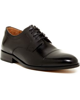 Hernden Cap Toe Derby - Wide Width Available
